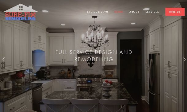 Sure-Fix Remodeling­